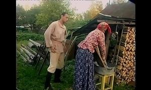 Порно фильм Бабушкины Сказки.По щучьему велению.(sp setting up 2002 год)