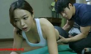 Korean wed fucks yoga omnibus
