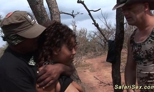 Neonate punished in advance safari shepherd
