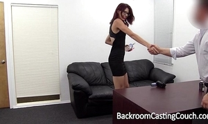 Slave christy chokes himself fro anal go down retreat from