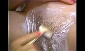 Retro porn - hawt mart exfoliate a collapse brunette