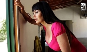 Porno mexicano slayer seduces transmitted to hottest milf in the matter of broad in the beam tits!! eva karera