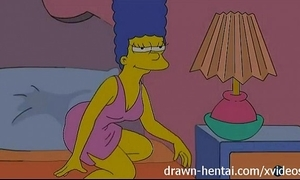 Swishy anime - lois griffin and marge simpson