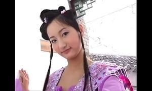 Cute chinese main