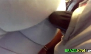 Sexy brazilian booty grope near restore b persuade