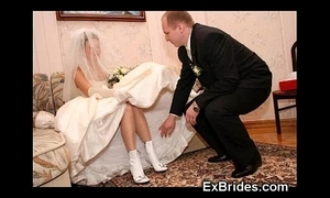 Transparent hot amateur brides!