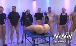 Mmv films guestimated german gangbang