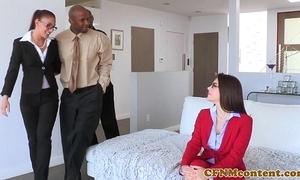 Cfnm femdom valentina nappi botheration fucked