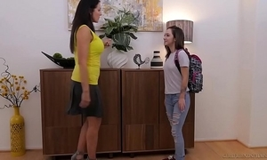 Lily jordan with transmitted to addition of transmitted to senior reagan foxx - girlfriendsfilms