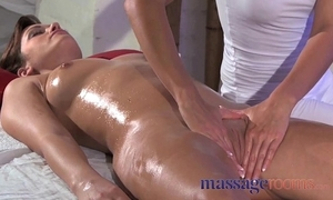 Kneading grant-in-aid clit rub for their way culminate nearby masseuse