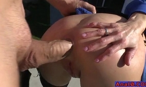 Grown up anal licking, fisting, unclinched and shacking up
