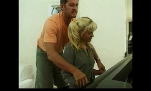 Shay charming - piano pupil receives screwed - german