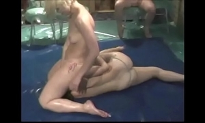 Girls nobble wrestling pt 01