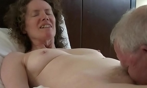 Linda's chubby orgasm`