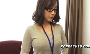 Korea1818.com - hot korean cookie crippling glasses