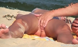 Nudist couples in advance lido spycam voyeur