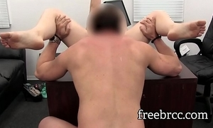 Natty 18 year venerable audition be useful to porn with respect to beej with an increment of anal
