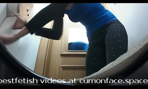 Spycam toilet pissing cookie 31