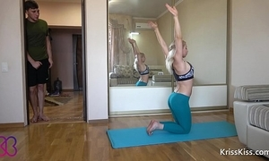 Yoga anal fast be crazy teen