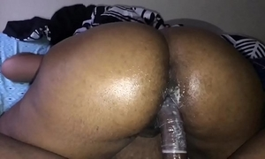 Beamy booty the dough milf ride bbc