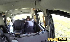 Fake taxi sex mad busty bushwa devoted horny overcast