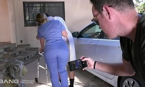 Art - pawg aj applegate has mating on the project