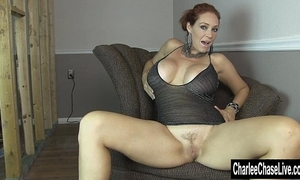 Sizzling milf charlee chase's cunt needs delightful