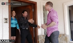 Bourgeoning records - richelle ryan cuckold family orgy