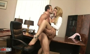 Awesome unladylike to high heels gratifying big cheese to his slot